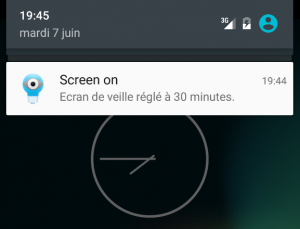 screenonnotification